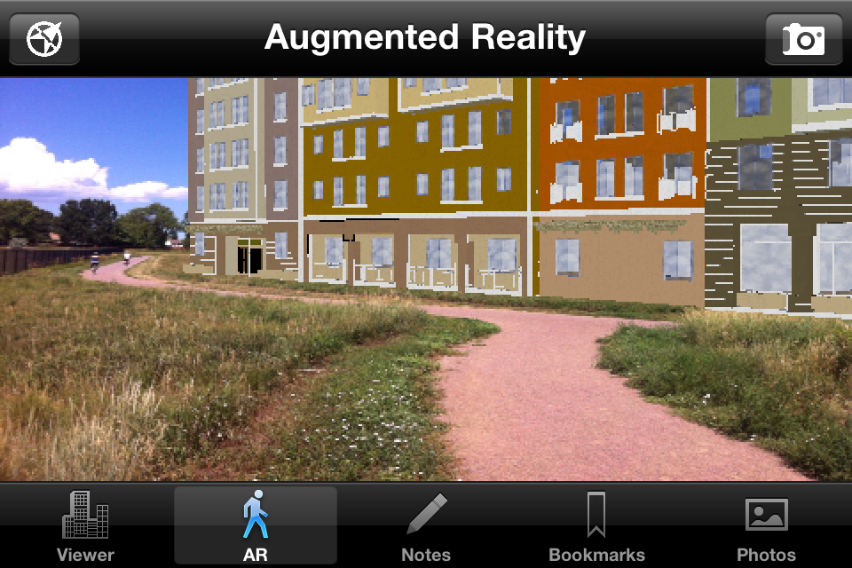 Augmented reality the limitless computing blog page 4 Google 3d software