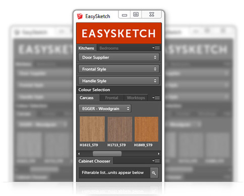 EasySketch Plugin Screen